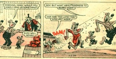 Leo Baxendale, and how I nearly became a cartoonist